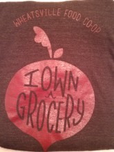 Tshirt for my favorite grocery store