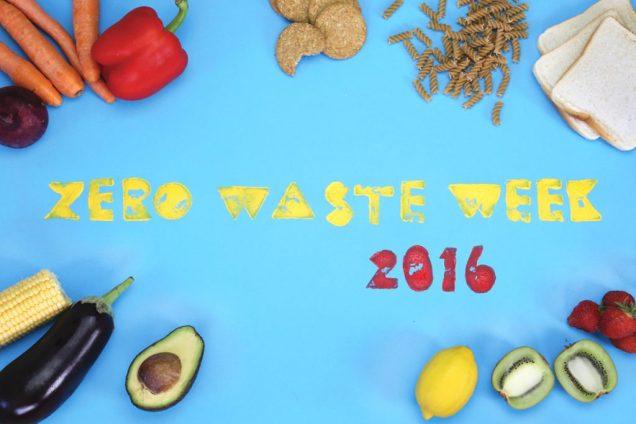 Zero Waste Week 2016